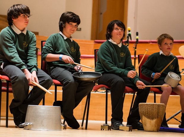 St Augustine's Percussion Group