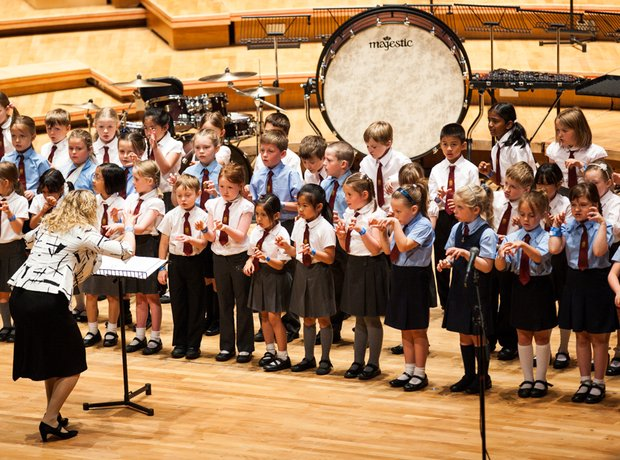 St Gregory's & St Thomas Aquinas Songbirds Music F