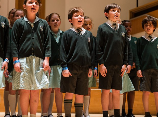 St Mary's School Choir