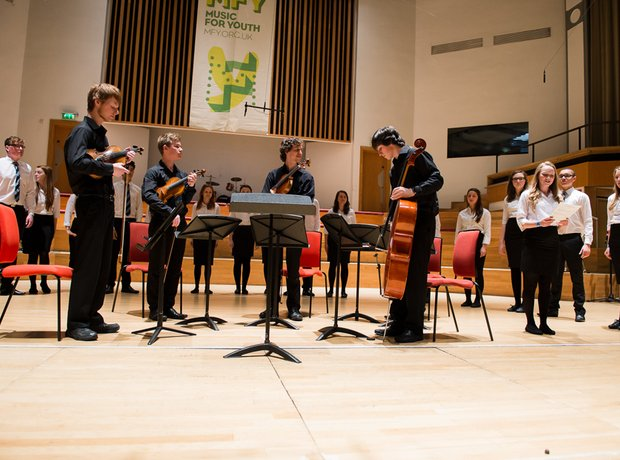 St Thomas More School Chamber Choir