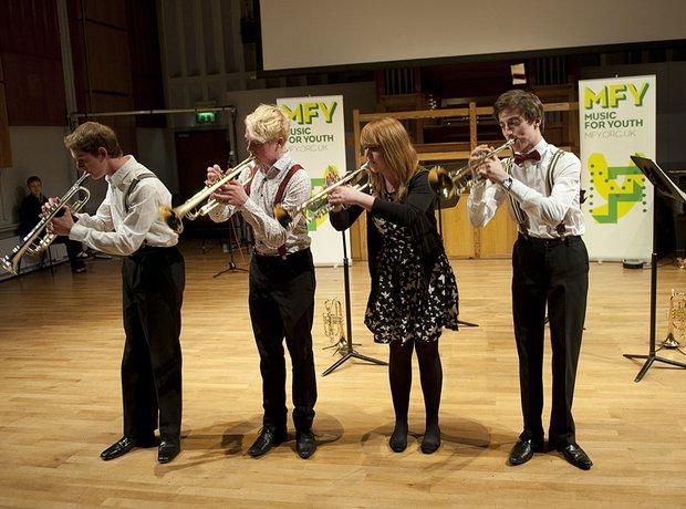 Taunton's Trumpets