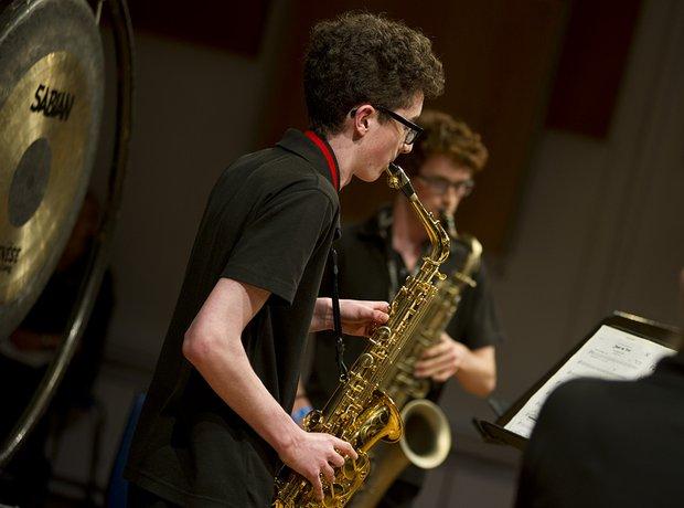 The Adolphe Sax Quartet