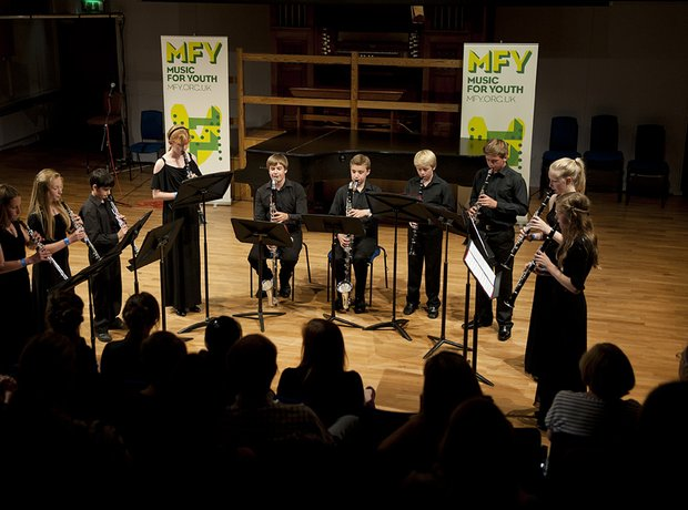 The Junior Original Chamber Ensemble