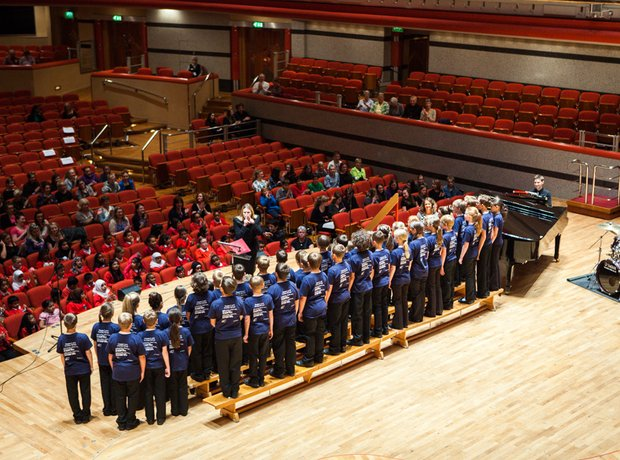 Theale CE Primary School Combined Choir