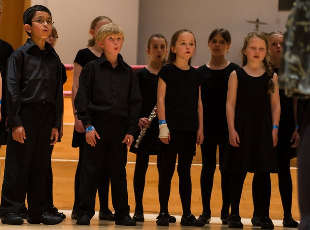 Truro School Prep Choir