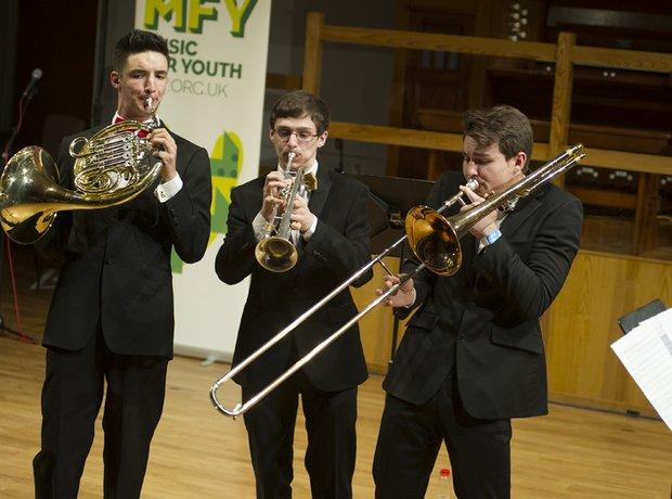 Wellingborough Music & Arts Centre Brass Farthings