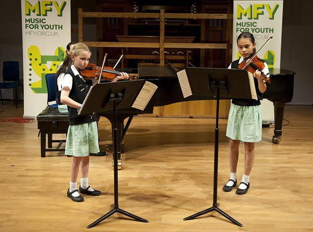 WHS Year 6 Trio