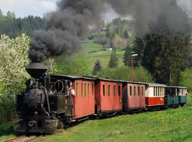 Bohemian train Dvorak trainspotting