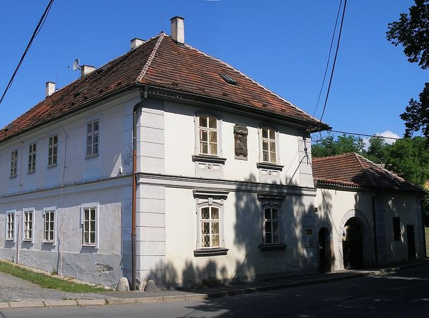Dvorak composer birthplace Prague