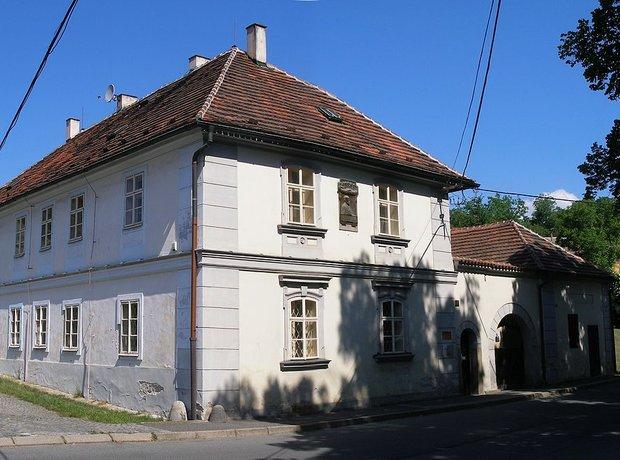 Dvorak composer birthplace Prague