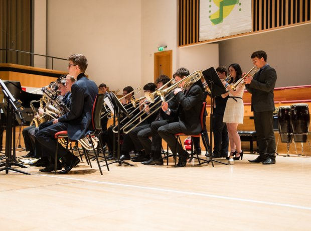 Northampton School for Boys Big Band
