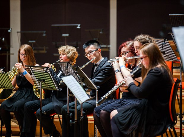 Oldham Music Centre Youth Orchestra