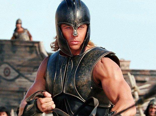 Troy Brad Pitt
