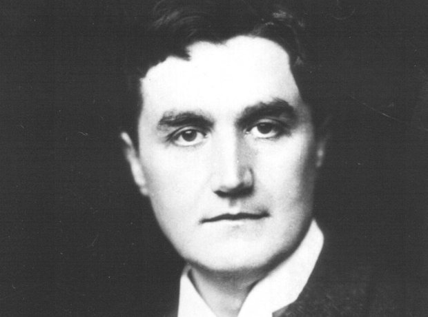 Vaughan Williams young man