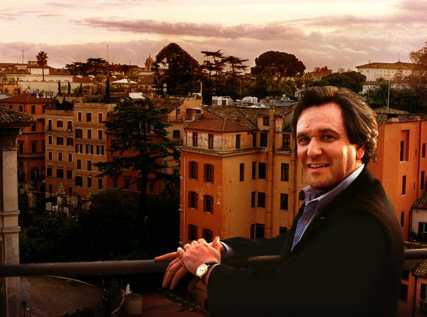 Antonio Pappano Rome