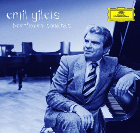 Emile Gies beethoven album cover
