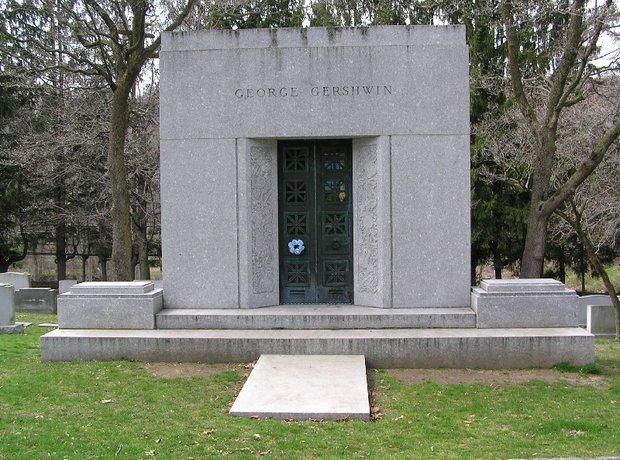 George Gershwin grave