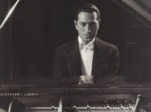 George Gershwin piano composer