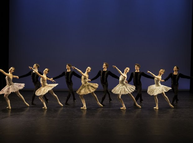 Linbury Theatre Royal Ballet School