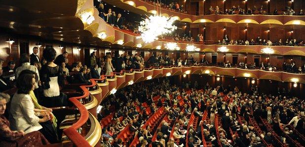 Metropolitan opera installing new seats to combat for Floor nutcracker
