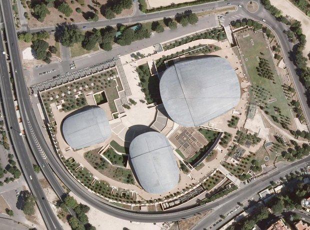 Parco della Musica Rome Renzo Piano