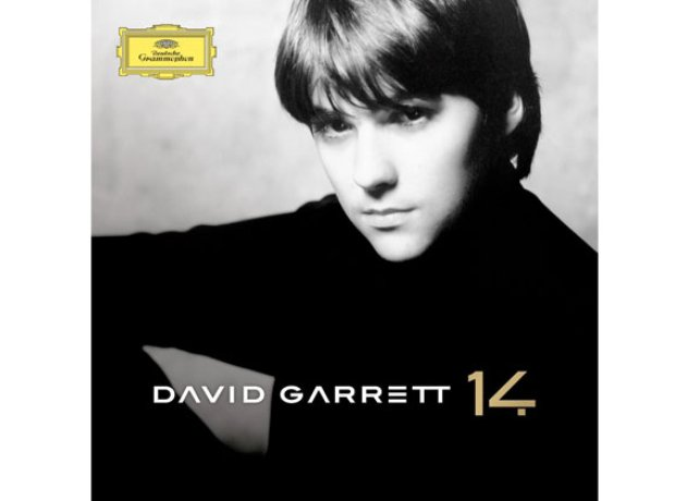 David Garrett 14 album cover
