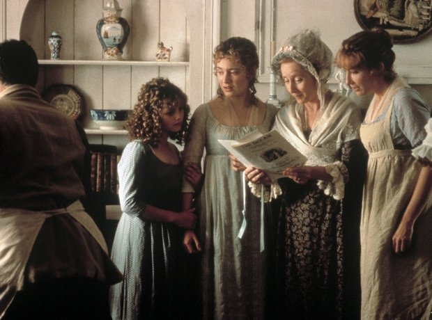 Sense and Sensibility Jane Austen Emma Thompson Patrick Doyle