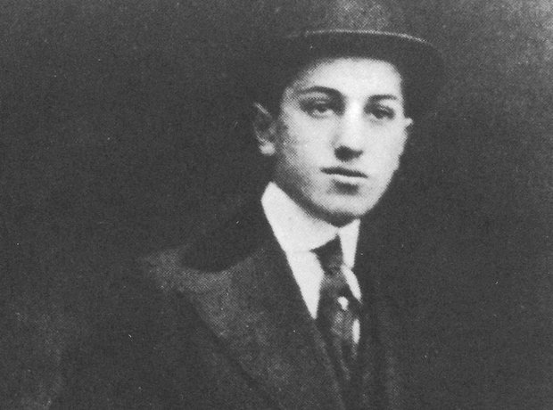 Young George Gershwin
