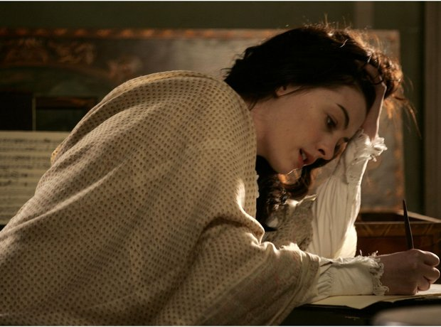Becoming Jane Anne Hathaway