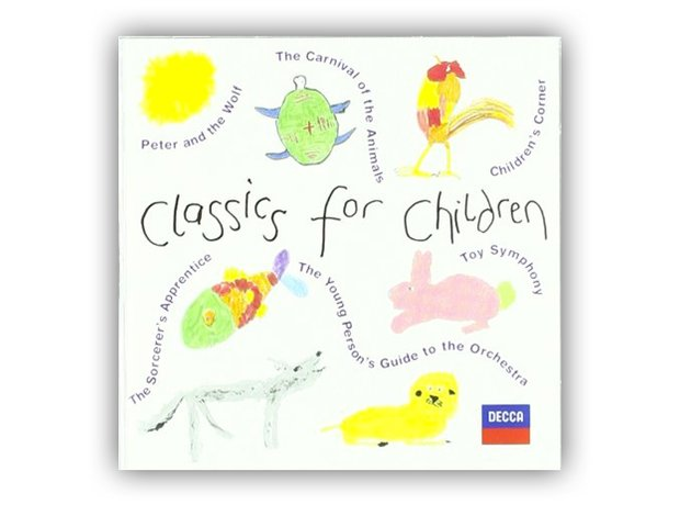 Music for babies: the best classical albums - Classic FM