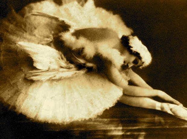 Dying Swan Anna Pavlova Saint-Saens Carnival Animals
