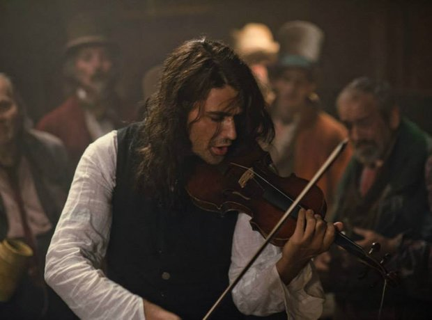 David Garrett Paganini film pictures