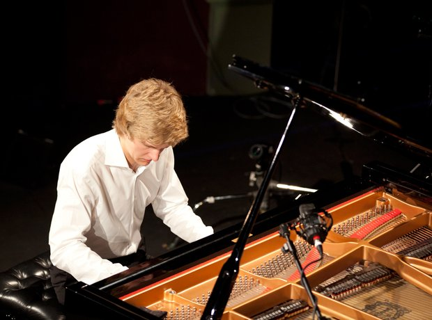 Jan Lisiecki at the Bristol Proms