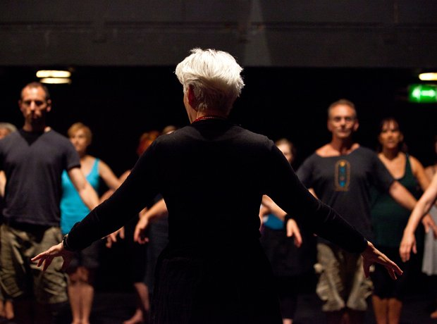 Peter Gregson - Dancefloor Bach Workshop