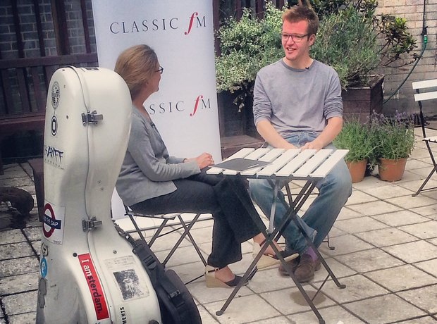 Classic FM at the Bristol Proms
