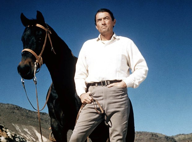 The Big Country Jerome Moross Gregory Peck