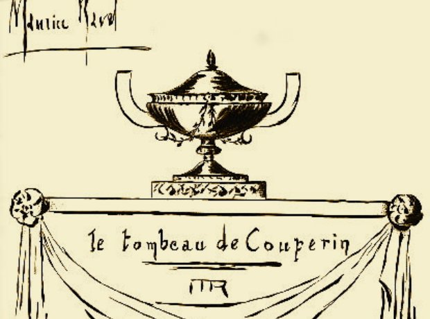 tombeau couperin ravel composer