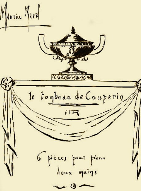tombeau couperin ravel