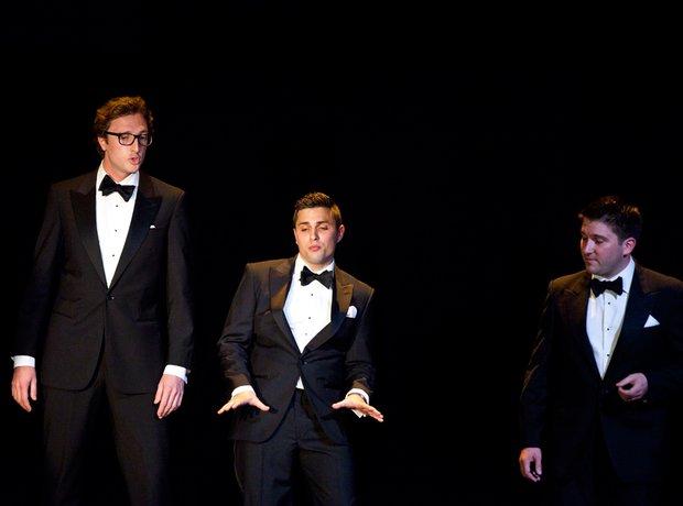 Voces8 at the Bristol Proms