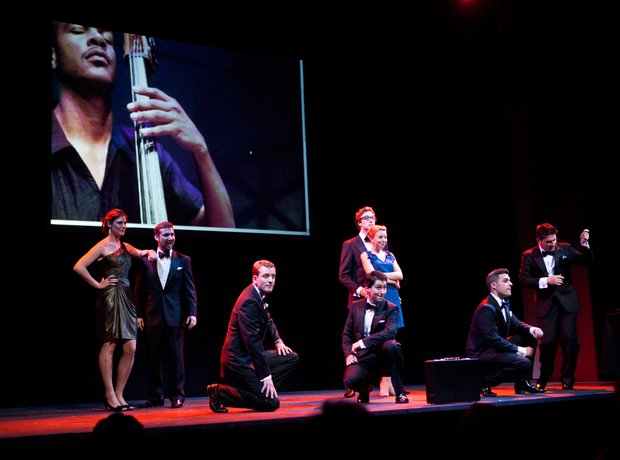 Voces8 at the Bristol Proms