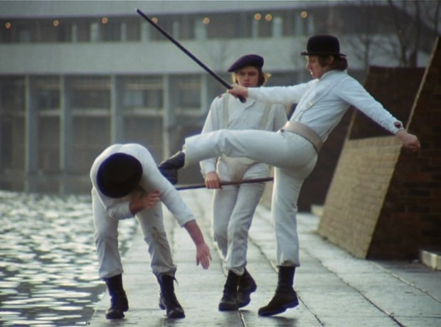 A Clockwork Orange Kubrick