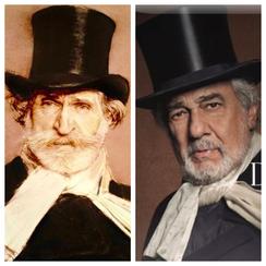 Verdi and Domingo