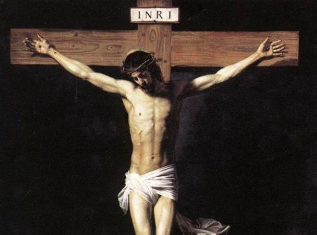 crucifixion Nicolas Tournier Bach St. Matthew Passion
