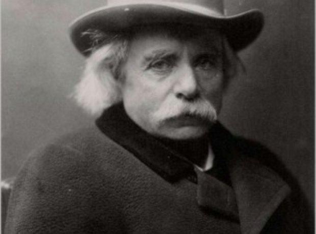 Edvard Grieg old