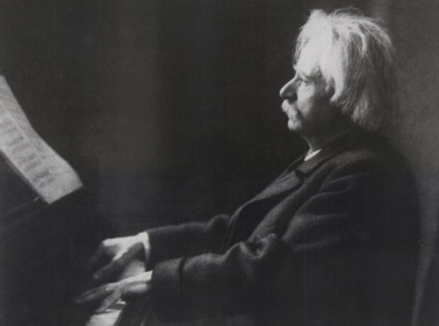 Grieg piano composer Norwegian