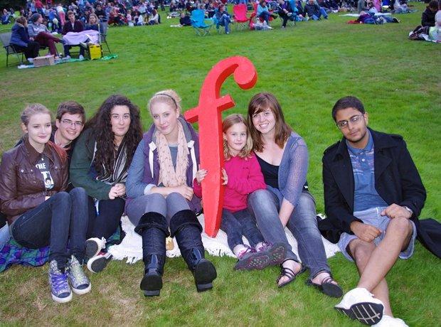 Darley Park Concert 2013