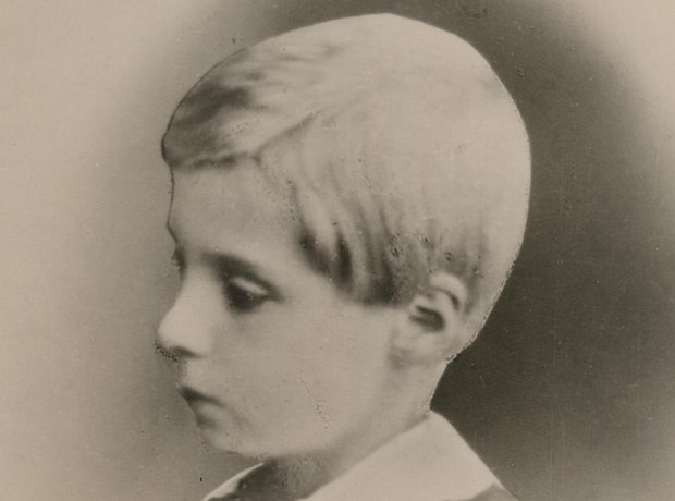Young Edvard Grieg composer