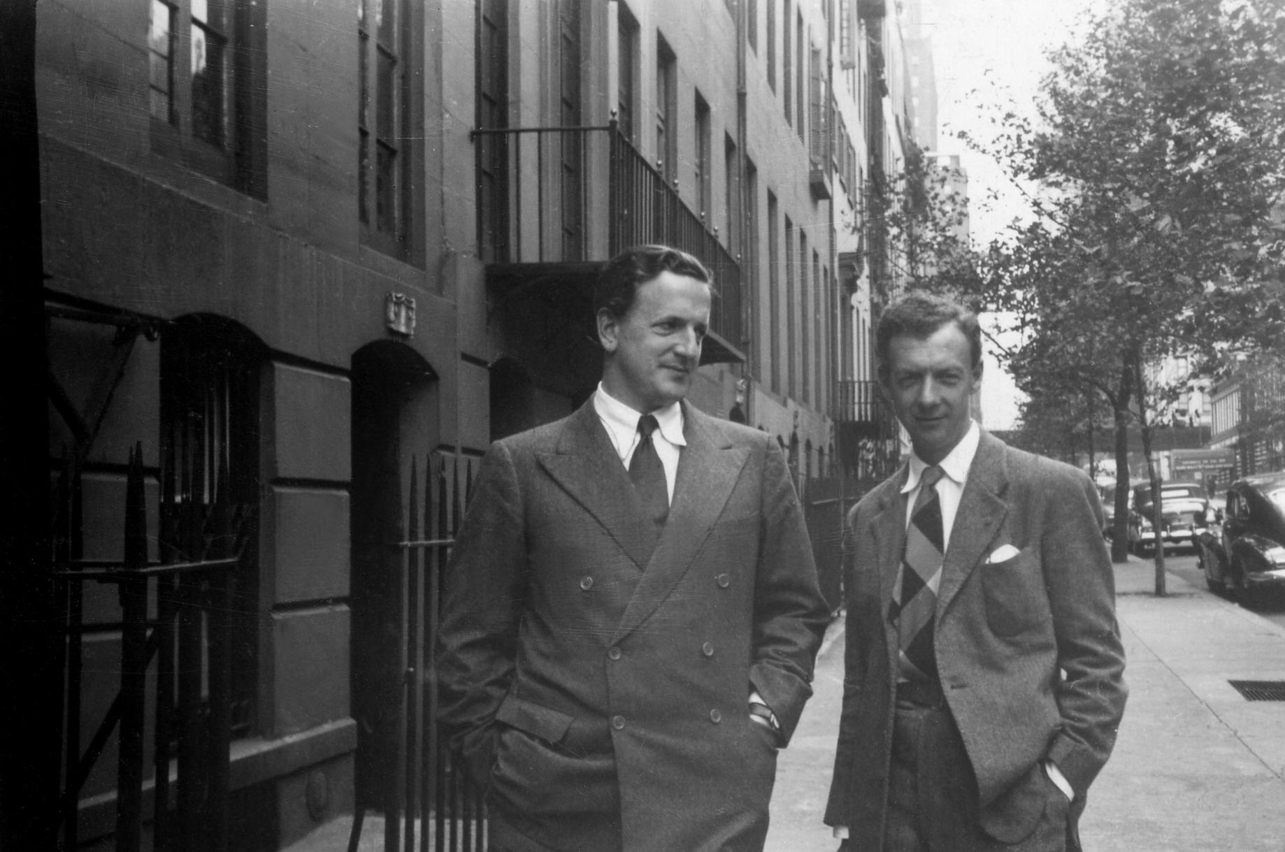 Benjamin Britten Peter Pears