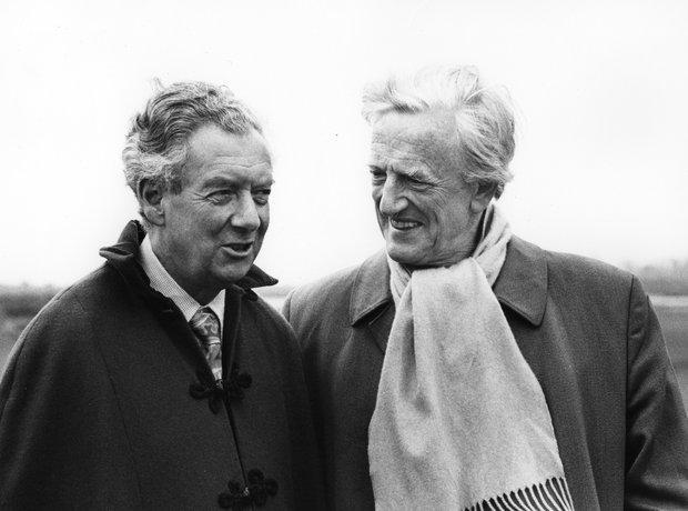 Benjamin Britten Peter Pears Snape