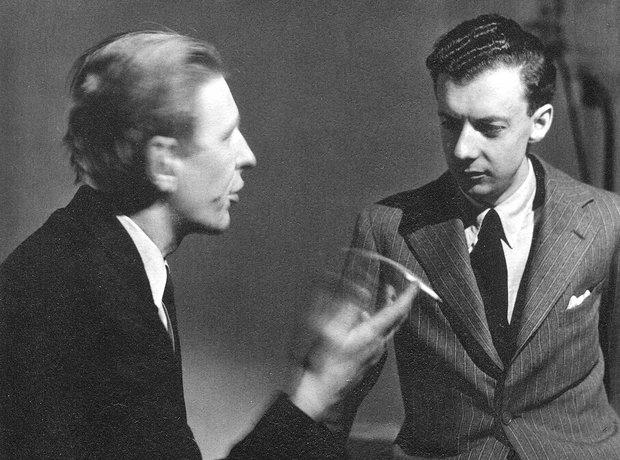 Benjamin Britten W.H. Auden